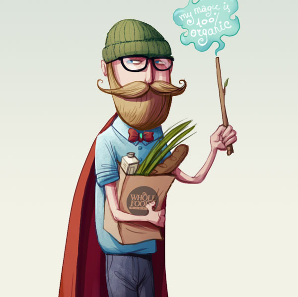 HIPSTER WIZARD