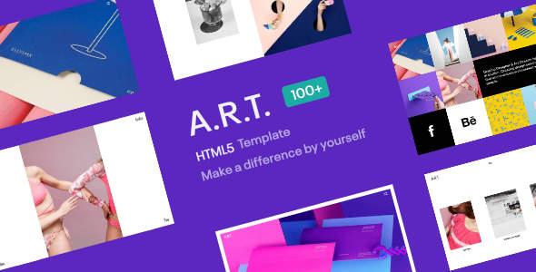 ART_HTML5_template